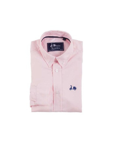 CAMISA OXFORD SCOTTA...