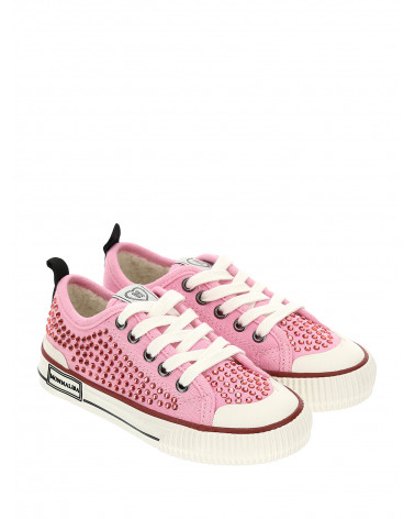 SNEAKERS STRASS...